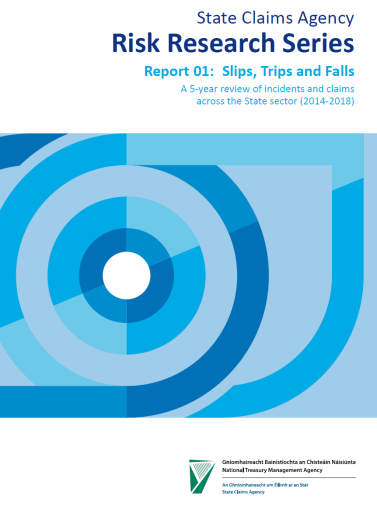 Risk Research Report 01: Slips, Trips and Falls